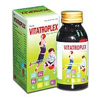 Vitatroplex - Giải pháp cho trẻ biếng ăn, chậm lớ thumbnail