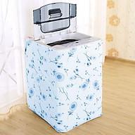 Vỏ Bọc Máy Giặt Loại đẹp - Tặng túi lưới giặt và cột tóc quả bơ thumbnail