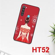 Ốp lưng điện thoại dành cho Redmi note 8 note 8 pro - in hình công chúa và vũ trụ 3D thumbnail