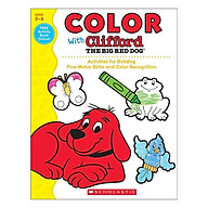 Color With Clifford The Big Red Dog thumbnail