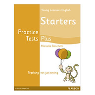 Practice Tests Plus Cambridge YLE Starters Student book thumbnail