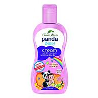 Kem dưỡng da cho bé Panda Baby Cream With Pure Olive Oil 100ml thumbnail