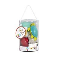 Bộ đồ chơi nhà tắm - sinh vật biển BATTAT SKU BT2605Z thumbnail