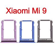 Khay Đựng Sim Thẻ Nhớ Cho Xiaomi Mi 9 Linh Kiện Thay Thế thumbnail