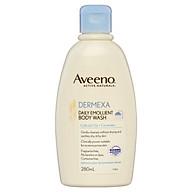 Aveeno Dermexa Daily Emollient Body Wash 280mL thumbnail