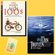 Combo Hiệu Ứng Lan Truyền và Khởi Nghiệp Với 100 ( Tặng Kèm Sổ Tay Xương Rồng) thumbnail
