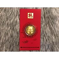 Bao lì xì Con Trâu Vip, có 4 mẫu, dùng treo trong nhà, cây hoa mai, làm quà biếu, tặng Tết, đựng tiền lì xì, mừng tuổi, sang trọng, mang lại may mắn - TMT Collection - SP005084 thumbnail