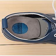 Lót giày tăng chiều cao silicon 1.2cm bảo vệ gót chân, phòng ngừa, giảm đau gai gót chân, chai chân GD243-LGiayBVKM thumbnail