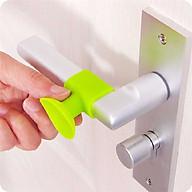 Combo 2 Chặn cửa silicon đa năng dạng ỐNG, nút chặn thông minh chống va đập cửa, giảm tiếng ồn tiện dụng- giao màu ngẫu nhiên thumbnail