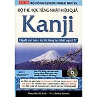 Bộ Thẻ Học Tiếng Nhật Hiệu Quả Kanji thumbnail