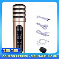 Micro C6 live stream hát karaoke trên điện thoại thumbnail