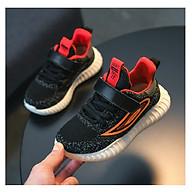 Giày thể thao trẻ em nam nữ dệt kim Phong Cách Nhật Bản mã 5885 thumbnail