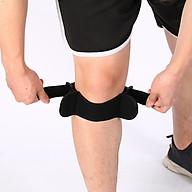 Băng bảo vệ gối 1 KHÓA tránh chấn thương, đai quấn gối cao cấp - POKI thumbnail