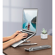 Giá đỡ rảnh tay cho Laptop, máy tính bảng, thiết bị di động, đọc sách chống mỏi mắt, chống mỏi tay, chống gù lưng siêu nhỏ gọn vô cùng tiện lợi, Phụ kiện Macbook, đế tản nhiệt thumbnail