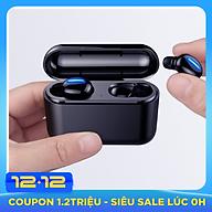 Tai Nghe Bluetooth 5.0 Tai nghe Không Dây chống nước Bluetooth Wireless Earbuds Q32 - Hàng Nhập Khẩu thumbnail