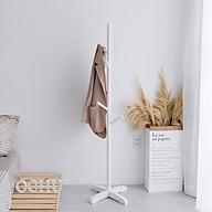 Cây Treo Quần Áo Đứng Bằng Gỗ OCHU - Standing Hanger - White Black Natural thumbnail