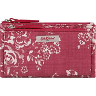 Ví cầm tay Cath Kidston họa tiết Washes Rose (Embroidered Poly Double Pouch Washes Rose) thumbnail