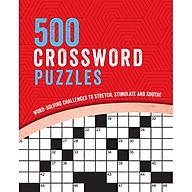 500 Crossword Puzzles thumbnail