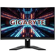 Màn Hình Cong 1500R Gaming Gigabyte G27FC 27 FullHD (1920x1080) 1ms 165Hz VA Cong Stereo Speaker (2W x 2) - Hàng Chính Hãng thumbnail