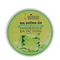 Gel lô hội Queenie trải nghiệm dưỡng ẩm, se nhỏ lỗ chân lông 100ml - Mỹ Phẩm Hàn Quốc thumbnail