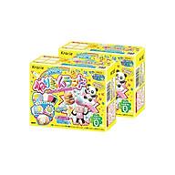 Combo 2 hộp kẹo popin cookin nerikyan land bộ làm kẹo sáng tạo thế giới diệu kỳ thumbnail