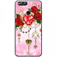 Ốp lưng dành cho Honor 7X mẫu Chìa khóa tình yêu hồng thumbnail