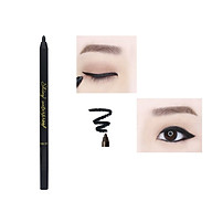 Chì kẻ mắt không trôi shiny water proof long wear gel pencil liner thumbnail