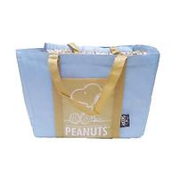 Túi giữ nhiệt Snoopy chính hãng - size 35 x 22cm thumbnail