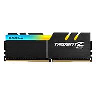 RAM PC G.Skill 8GB (8GBx1) LED RGB Tản Nhiệt DDR4 F4-3000C16S-8GTZR - Hàng Chính Hãng thumbnail