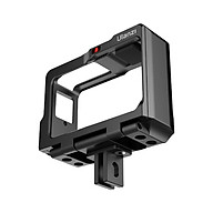 Ulanzi C-ONE R Aluminum Alloy Camera Cage Portective Case Mounting Bracket with Dual Cold Shoe Mounts 1 4 Thread thumbnail