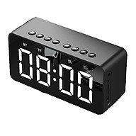 Loa bluetooth mini hỗ trợ chức năng đồng hồ và báo thức BT506 - Hàng chính hãng thumbnail