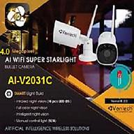 Camera IP AI Wifi 4MP VANTECH AI-V2031C dễ dàng xem camera qua điện thoại-Hàng Chính hãng thumbnail