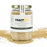 TracyBee-Phấn hoa sạch 230 gram (bồi bổ cơ thể, chống suy nhược, làm đẹp da, ngăn ngừa lão hóa) thumbnail