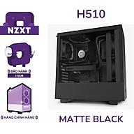 Vỏ Case Máy Tính NZXT H510 Màu Đen Sần - Hàng Chính Hãng thumbnail