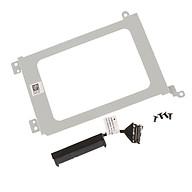 Sunnimix Mới HDD + Caddy Dành Cho Dành Cho Laptop Dell XPS15 9550 9560 Độ Chính Xác 5510 Với Ốc Vít-Đen bạc thumbnail