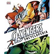Marvel The Avengers Encyclopedia thumbnail
