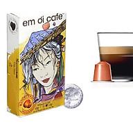 Viên nén cà phê Em ơi Café Hộp 10 viên vị Bourdon thumbnail