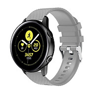 Dây Cao Su Colour 2 Size 20mm cho Galaxy Watch Active 1, Galaxy Watch Active 2, Galaxy Watch 42, Huawei Watch 2, Ticwatch, Amazfit thumbnail