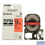 Băng mực in nhãn TEPRA PRO 9mm thumbnail