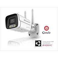 Camera VANTECH sử dụng trí tuệ nhân tạo AI-V2031C phiên bản mới nhất 2021 -Hàng chính hãng thumbnail