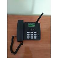 Điện thoại cố định không dây cho người già, màn hình hiển thị đầu số - Hàng chính hãng thumbnail