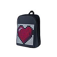 Balo Divoom Pixoo backpack có màn hình LED tùy chỉnh bằng APP, ngăn chứa lớn vừa Laptop 13 Inch, chống thấm nước cho hoạt động ngoài trời thumbnail
