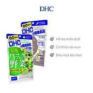Combo Viên uống DHC Giảm Mụn - Nóng Trong 60 Ngày (Kẽm & Rau Củ) thumbnail