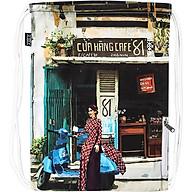 Túi Dây Rút XOX Backpack Áo Dài Gốc Café Xưa thumbnail