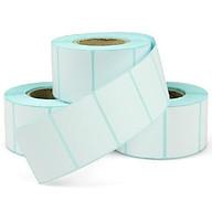 Giấy decal nhiệt in tem mã vạch trà sữa 57x37mm - Lốc 2 cuộn thumbnail