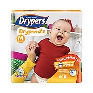 Tã Quần Drypers Drypantz Cực Đại M60 (60 Miếng) thumbnail