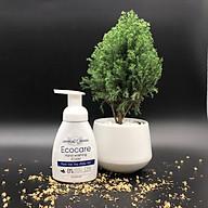 Nước rửa tay hữu cơ diệt khuẩn dạng bọt hương Quế 250ml thương hiệu Ecocare thumbnail