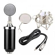 Micro Live Stream Thu Âm Chuyên Nghiệp BM 8000 AZONE thumbnail