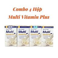 [ Combo 4 Hộp ] Viên Uống Hỗ Trợ Tăng Cân Multi Vitamin Plus thumbnail