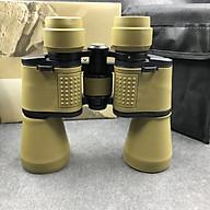 Ống nhòm 20x50 màu vàng nhìn siêu xa siêu nét - Tặng kèm 1 la bàn bằng thép không gỉ thumbnail